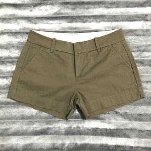 UNIQLO Chino-Style Mid-Rise Shorts
